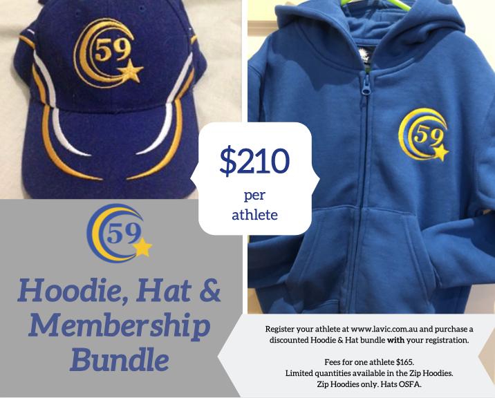 Hoodie & Hat Membership Bundle